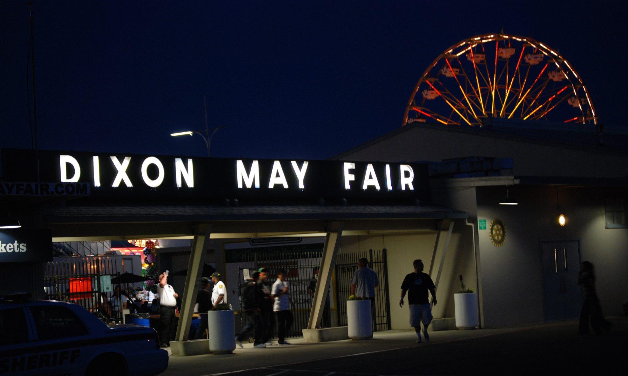 Friends of Dixon May Fair